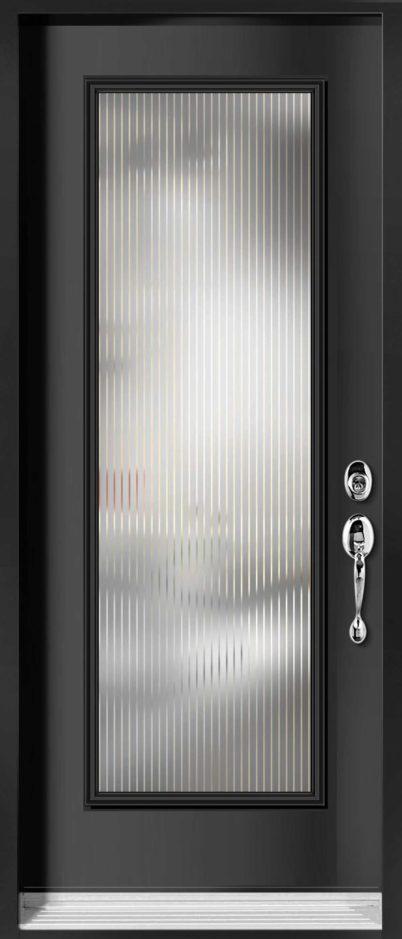 Porte d'entrée Verre Select